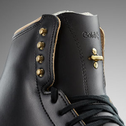 1375 Gold Star Black Boot