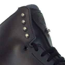25 Motion Junior Black Boot