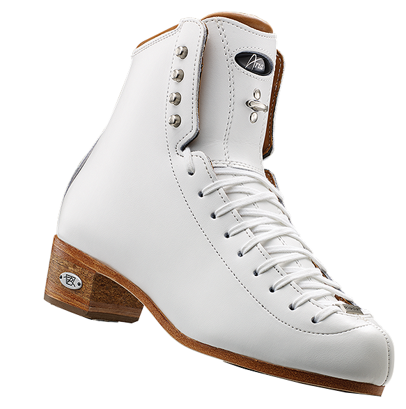 3030 Aria White Boot