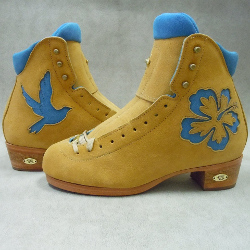 Customs Skates of Christine Bertolasi